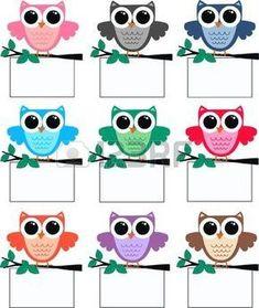 a big cute colourful owl family Kindergarten Classroom Decor, Owl Theme Classroom, Classroom Board, Classroom Labels, Classroom Rules, Birthday Chart Classroom, Classroom Job Chart, Birthday Bulletin Boards, Class Decoration