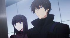 Mahouka Koukou no Rettousei - Miyuki and Tatsuya