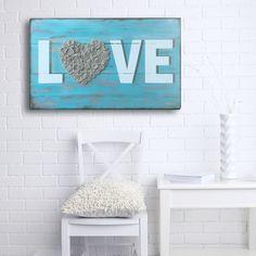 Para encher sua casa de amor não só hoje, mas todos os dias, confira como fazer esse quadrinho lindo: http://acrilex.com.br/tecnicaDetalhe.asp?id=433