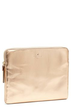 WHY DON'T THEY MAKE THIS FOR MICROSOFT PRODUCTS....Kate Spade New York 'be dazzling' iPad sleeve