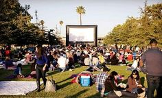 Groupon - Outdoor Movie Screenings with Music for Two or Four from Street Food Cinema (Up to 53% Off) in Multiple Locations. Groupon deal price: $10.00