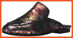 Kenneth Cole New York Women's Wallice Slip Metallic Floral Mule, Multi, 7 M US - Mules and clogs for women (*Amazon Partner-Link)
