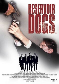 Reservoir Dogs, 1992 - Directed by Quentin Tarantino.  With Harvey Keitel, Tim Roth, Michael Madsen, Chris Penn. After a simple jewelery heist goes terribly wrong, the surviving criminals begin to suspect that one of them is a police informant.