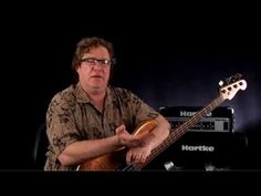 ▶ How To Play Bass Guitar - Lessons for Beginners - Introduction - YouTube...theres 28 lessons! FREE!!! woo hoo! I'm rockin' now!