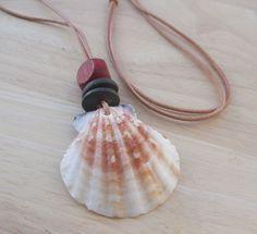 Muschelkette von OLEMOLE auf DaWanda.com