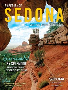 Experience Sedona - 2017-2018 Official Visitors Guide
