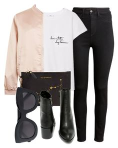 Untitled #4928 by laurenmboot on Polyvore featuring polyvore fashion style MANGO Cameo Rose H&M Very Volatile Etienne Aigner CÉLINE