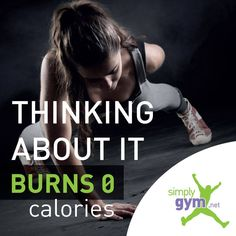 Don't just think about it: get motivated and be proactive at Simply Gym