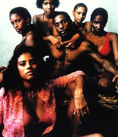 """D'ANGELO: official """"Voodoo"""" promo photo"""