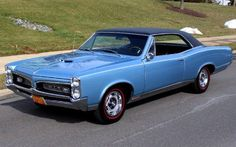 1967 Pontiac GTO Coupe Maintenance/restoration of old/vintage vehicles: the material for new cogs/casters/gears/pads could be cast polyamide which I (Cast polyamide) can produce. My contact: tatjana.alic@windowslive.com