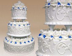 Montilio's Traditional Wedding Cakes