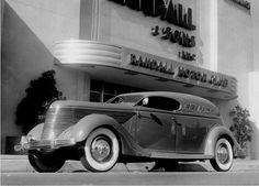 The amazing So Calif. Plating Co. truck. 1936 Ford + 1936 Cadillac front bumper, etc., etc.