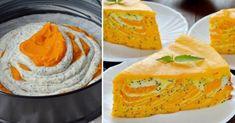 Máte chuť na niečo typické jesenné? Vyskúšajte túto tvarohovo-makovú tortu stekvicou. Netradičný vzhľad podčiarkuje delikátnu chuť avaše srdce zaplesá vmomente, ako ochutnáte prvý kúsok. Kombinácia tekvice, sladkého tvarohu amaku je jednoducho neodolateľne jesenná! Budete potrebovať: 800g tekvice 500g jemného tvarohu 200g práškového cukru 5 vajec 2 PL škrobu 25g maku trochu pomarančovej kôry 100g kyslej