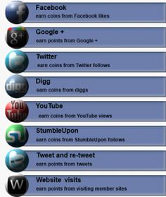 this is a great site to make follow you o different social site...............