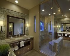 spa bathroom ideas decorating | Phoenix Bathroom Design, Pictures, Remodel, Decor ... | Spa Bath Ideas