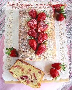 plumcake ricotta fragole senza burro