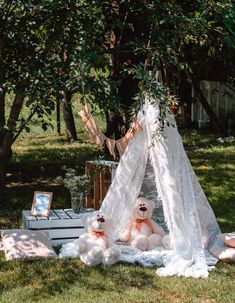Teepee #teepee #teepeetent #tipi #babycelebration Teepee Tent, Wedding Dresses, Celebrities, Outdoor Decor, Party, Bride Gowns, Celebs, Wedding Gowns, Weding Dresses