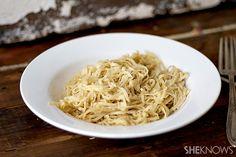 How to make homemade gluten-free pasta