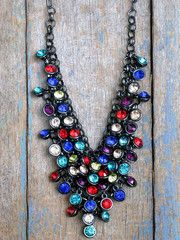 Sea of Jewels Necklace