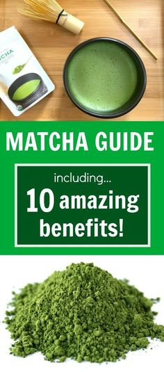 This tea is MAGIC! Awesome guide to matcha!! Info, recipes, health benefits, buying the best organic matcha, etc. LOVE the zenergy and antioxidants!