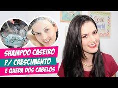 Novo Shampoo Caseiro de Coco Adeus aos Cabelos Ressecados e Quebradiços| Carla Oliveira - YouTube