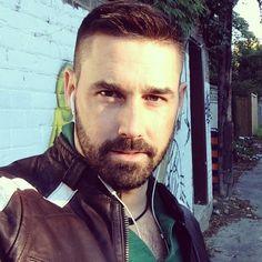 Great hair, great beard