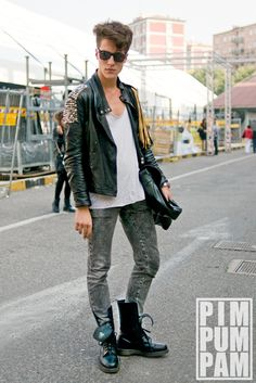 Urbanstyle On Pinterest Cheap Monday Leather Jackets