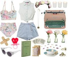 """""""lolita"""" by gabriellabbc ❤ liked on Polyvore"""