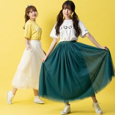 Yuju and Yerin South Korean Girls, Korean Girl Groups, Gfriend Yuju, Cloud Dancer, G Friend, Sabrina Carpenter, Kawaii Fashion, Kpop Girls, Beauty Women