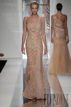 Jack Guisso Spring-summer 2012 - Couture