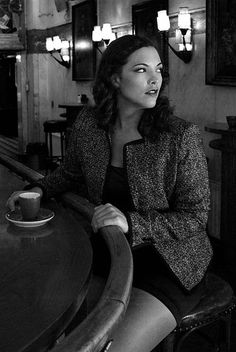 Caro Emerald is a singer and one of our most successful export products in the music business. #greetingsfromnl
