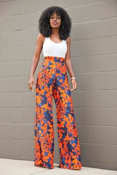 Palazzo Pants Outfit For Work. 14 Budget Palazzo Pant Outfits for Work You Should Try. Palazzo pants for fall casual and boho print. Maxi Pants, Flowy Pants Outfit, Harem Pants, Palazzo Trousers, High Waisted Palazzo Pants, Floral Palazzo Pants, Floral Pants, Ethno Style, Summer Outfits