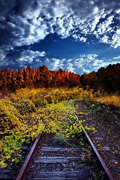Last Stop, Wisconsin by Phil Koch