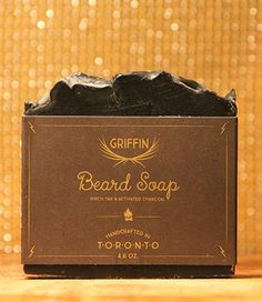Beard Soap | Griffin Brand