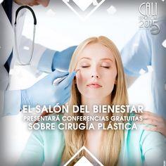 """Si estás pensando en realizarte algún procedimiento estético, #CaliExposhow con el apoyo de la Sociedad Colombiana de Cirugía Plástica Estética y Reconstructiva dará charlas gratuitas para que resuelvas tus dudas, en el marco del proyecto """"Reconstruyendo Vidas""""  Ingresa a http://bit.ly/1FdlHnZ para saber cómo acceder a las conferencias de nuestro Salón del #Bienestar."""