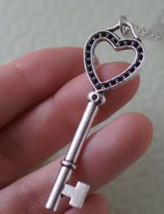 Key to my Heart Necklace <3