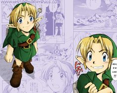 the legend of zelda ocarina of time link's house - Google Search