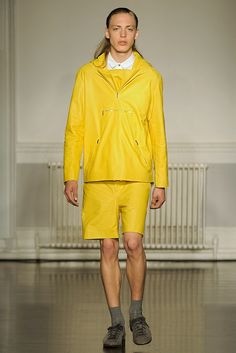 Richard Nicoll Spring 2013 Menswear Fashion Show