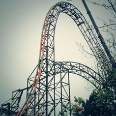 It's complete who's gonna be riding Goliath