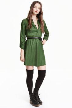 h&m - Robe chemise