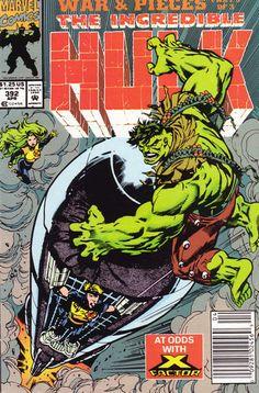 Incredible Hulk # 392 by Dale Keown