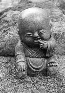 Jizo, Buddhist protector of children and travelers, has no competition for world's cutest religious icon.
