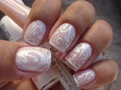 Wedding Nail Designs > Bridal Nail Designs ♥ Wedding Nail Art  #804887 - Weddbook
