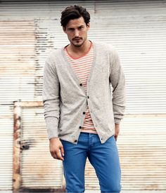 The following attentions will help men mix cardigan with 10 minutes or less. Description from fashionblog14.wordpress.com. I searched for this on bing.com/images
