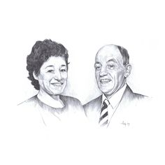 """"""" New Years portrait commission for someones birthday. Sketches, Portrait, Drawings, Painting, Art, Art Background, Headshot Photography, Painting Art, Kunst"""