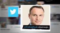 Andrzej Duda obserwuje rzeszę nastolatek na Twitterze
