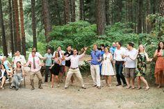Leavenworth WA   Tierra Retreat Center wedding   MB & Greg