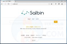 Remove jp.Salbin.com virus (Chrome, IE, Firefox and Edge)