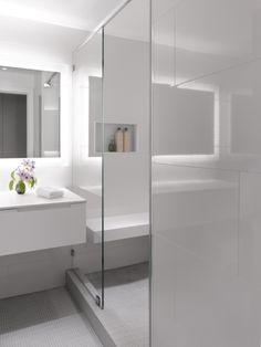 Master Bath | Nob Hill Residence, San Francisco | photo by Cesar Rubio