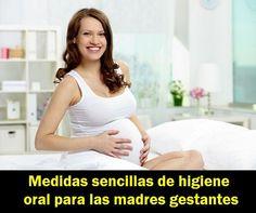Medidas sencillas de higiene oral para las madres gestantes   OdontoBebé